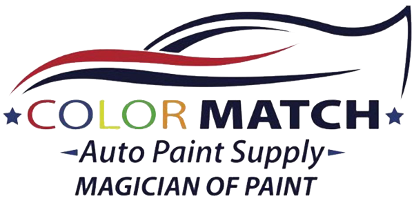 Color Match Auto Paint Supply logo