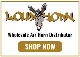 Loud Ass Horns - Wholesale Air Horn Distributor