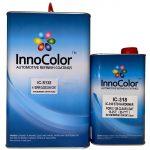 Innocolor Clear Coat & Hardener, IC-S138, GALLON