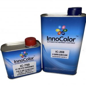 1 Liter Innocolor ClearKit IC-208 & Hardener
