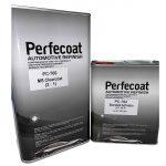 2K Automotive 2:1 MS High Gloss Perfecoat PC-700 Urethane Clear Coat Kit, 5 Liter