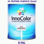 InnoColor Car Refinish Paint 1K Primer (Grey) Surfacer IC-972 3.75L