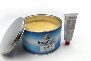 Innocolor IC-212 2k Soft Putty Light Weight Body Filler & Hardener
