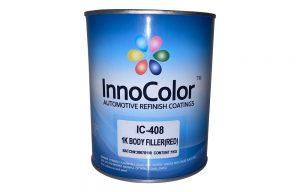 Innocolor IC-408 1K Body Filler (Red)